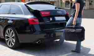 Audi A6 4G C7 – Motion Sensor Trunk Release (Kick Open the Trunk)