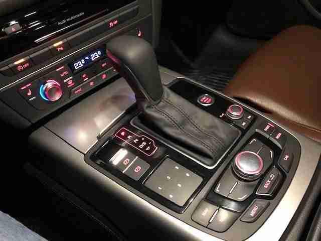 Audi A6 4G C7 Facelift Gearshift Knob Installation